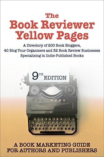 I'm listed in the Book Reviewer Yellow Pages